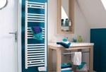 Elektryczny grzejnik łazienkowy (suszarka łazienkowa) 2012/500W Slim