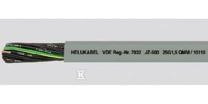 Kabel elastyczny JZ-500 7G6 QMM 300/500V żyły czarne numerowane /500m/