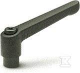 Rękojeść GN 300-63-M10-80-RS