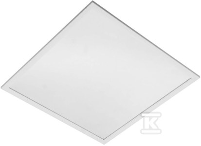 Oprawa PANEL LED UQ4A, moc 33W, 4000K, podtynkowa, 600x600, strumień świetlny z oprawy 4000lm, IP20/40