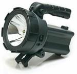 Latarka szperacz, Falcon Eye, 90 lumenów, ładowalna, zestaw (ładowarka 230V i 12V), pudełko