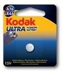 Bateria alkaliczna KODAK Ultra KA76/LR44, blister=1 szt
