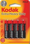 Bateria cynkowo-węglowa KODAK KAAHZ-4 (R6), blister=4 szt