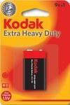 Bateria cynkowo-węglowa KODAK K9VHZ (R9), blister=1 szt