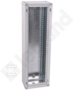 Przedział kablowy, metalowy XL3 400/1050