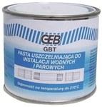 GBT - Pasta uszczelniająca do instalacji wodnych i parowych 500g
