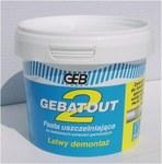 GEBATOUT 2 - Pasta uszczelniająca do instalacji wodnych i gazowych 500g