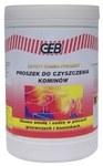 CZYSTY KOMIN - Proszek - chemiczne czyszczenie przewodów kominowych 900g