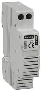 Dzwonek elektryczny na szynę EB230 230V 230/L.DIN