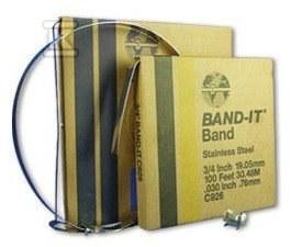 Taśma stalowa nierdzewna Band It Standard szerokość 15,9 C925 (30,5m)