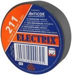 Taśma ELECTRIX 211 19 mm 20 m szara