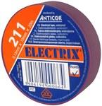 Taśma ELECTRIX 211 19 mm 20 m fioletowa