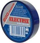 Taśma Electrix 200 Premium, kolor niebieski 19MMX18M