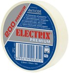 Taśma Electrix 200 Premium, kolor biały 19MMX18M