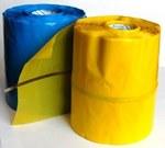 Folia lokalizacyjna żółta z wkładką 200mm x 100m