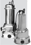 Priox 460/13 M AUT (230V) - pompa zatapialna do ścieków i wody brudnej - Qmax = 460 l/min Hmax = 13 m, wirnik samoczyszczący wortex, wolny przelot40mm