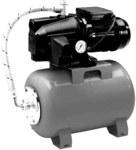 WP 60/50 - kompletny hydrofor z pompą żeliwną Qmax= 60 l/min, Hmax = 50 m i zbiornikiem 24l