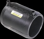 Mufa pe dn160, SDR 11 17-7.4 elektrooporowa, woda/gaz