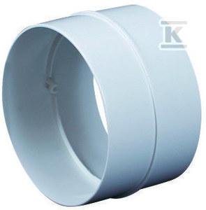 Łącznik kanału okrągłego (fi 100)