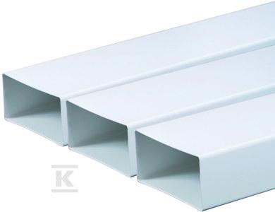 Kanał płaski (55x110) 1,0 mb.
