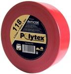 Taśma 48mm x 50m 118 czerwona do otulin