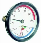 Termomanometr TM80 4 bar