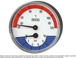 Termomanometr WP63T R1/2 0,4 MPa/120 ST.C
