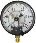 Manometr kontaktowy 0-4BAR,R160,EM3 ,M20x1,5