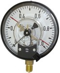 Manometr kontaktowy 0-40BAR,R160,EM3 ,M20x1,5