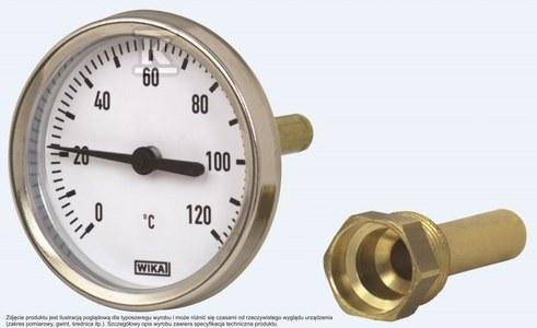 Termometr A46.20 SR.100 120C L=60 G1/2
