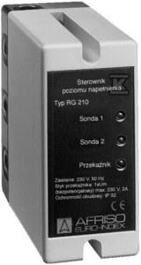 Sterownik poziomu napełnienia (min/max) RG210