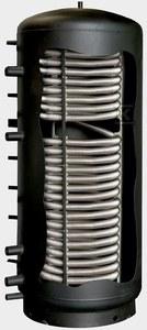 Akumulacyjny zbiornik warstwowy MULTI-INOX 1000L wężownica inox do C.W.U., rozbieralna pianka poliuretanowa 100mm, skay