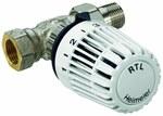 RTL - Ogranicznik temperatury powrotu DN15 niklowany, KVS 0,73 prosty