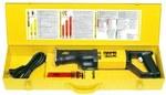 """Elektryczna uniwersalna pilarka REMS CAT ANC VE szablasta z elektroniczną regulacją do cięcia z wolnej ręki do 6"""",250mm."""