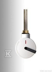 Grzałka elektryczna GV-600W kolor biały