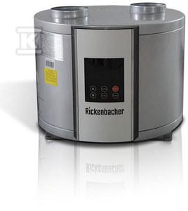 Powietrzna pompa ciepła do CWU Rickenbacher ULTRAX HP z 5 letnią gwarancją bez zasobnika, Moc 3,6kW, COP 3,25 [A15/W55]