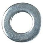BIS, podkładka stalowa, okrągła, płaska, 10X20mm