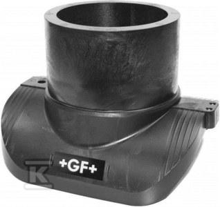 Odejście siodłowe elektrooporowe Topload DN710X160 PE100, SDR11, PN10 gaz/PN16 woda