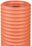 Rura PP trzonowa/wznosząca DN/ID 425x2000mm SN4, korugowana bezkielichowa, kolor pomarańczowy (studnia Diamir 425NW)