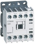 STYCZ.MINI 3P 16A 1NC 110V AC CTX3