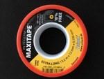 MAXITAPE +10% Free - taśma teflonowa 13,2m x12mmx0,1mm