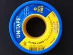 UNITAPE +10 % Free - taśma teflonowa 13,2mx12mmx0,075mm