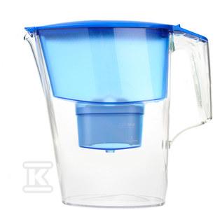 Dzbanek filtrujący Aquaphor Time niebieski + wkład Aquaphor B100-25 Maxfor