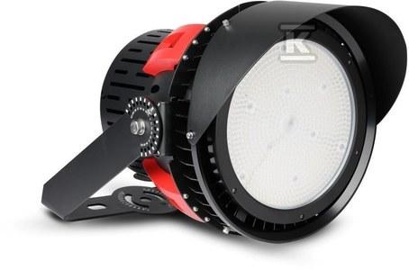 Oprawa stadionowa 500W 67500lm 5000K ściemnianie 0-10V 45° LED: SAMSUNG zasilacz: MEANWELL VT-500D