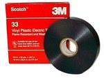 Taśma Scotch 33 19x33 idealna jako zewnętrzna warstwa w mufach i głowicach nN ŚN
