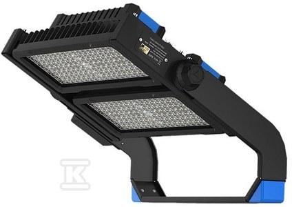 Oprawa stadionowa 500W 60.000lm 4000K ściemnianie 0-10V 120° LED: SAMSUNG zasilacz: MEANWELL VT-503D