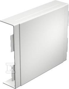 Trójnik/czwórnik 230x60, kolor biały RAL 9010, typ WDK