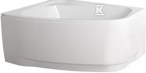 Obudowa OWAL/FREE 100x140 biała Eurowhite
