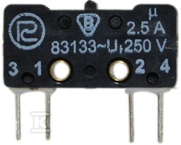 Łącznik miniaturowy 83 133s