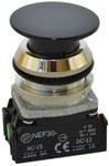 Przycisk NEF30-DXY czarny